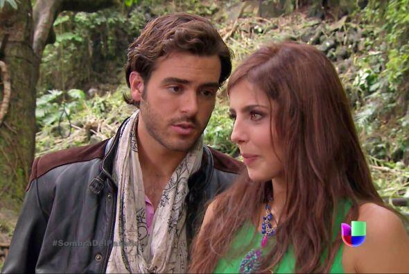 """""""Aldonza"""" y """"Cristóbal"""" tuvieron su primer encuentro y de inmediato surg..."""