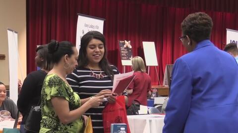 Fort Worth abrió sus puertas para recibir la Megaferia Laboral 2017