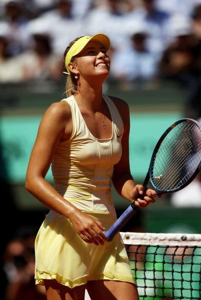 Ganadora de Wimbledon, del US Open y el Abierto de Australia, Sharapova...