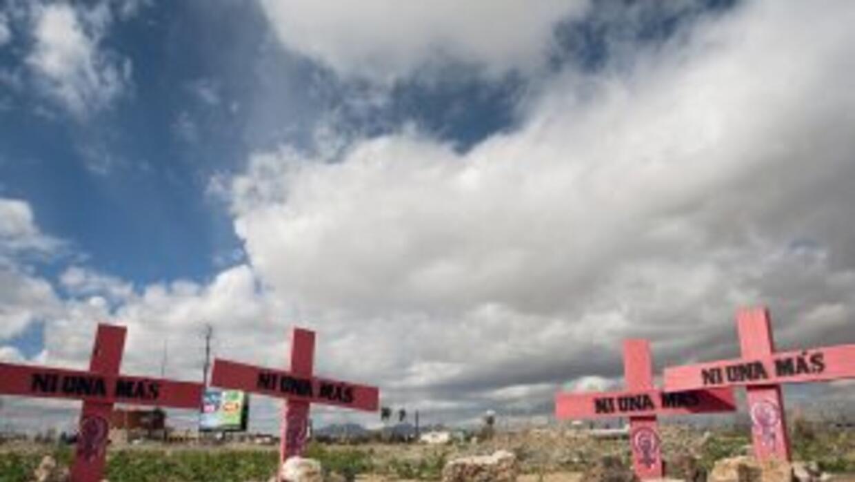 En el 2009 se registró el mayor número de feminicidios en México. (Image...