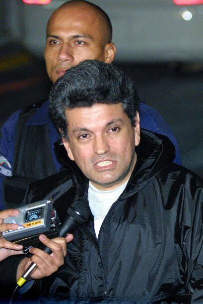 Sergio Andrade, por años manager y pareja de Trevi, fue acusado d...