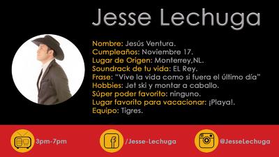 Jesse Lechuga