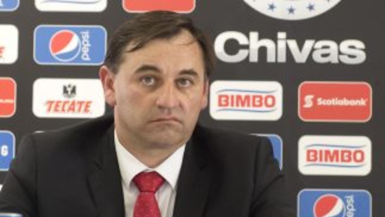 ¿Cuánto durará Carlos Julio Bustos al frente de las Chivas?