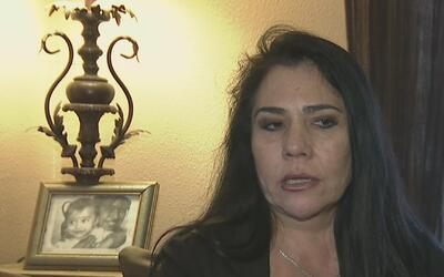 Guadalupe Plascencia asegura que fue detenida por agentes de inmigración...