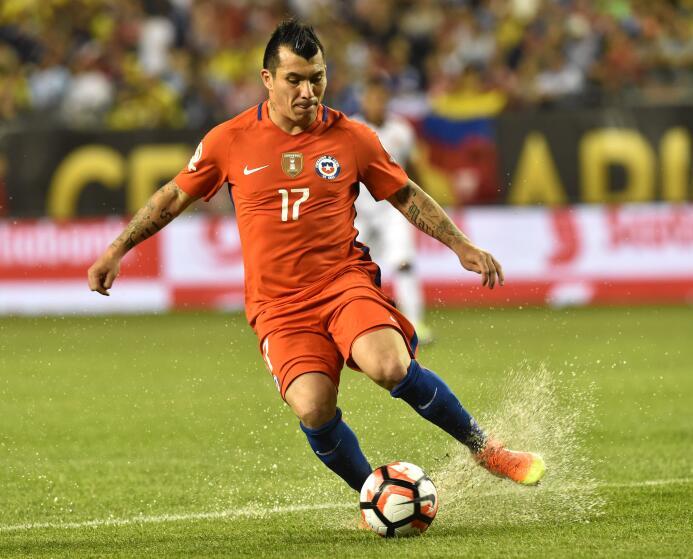 El ranking de los jugadores de Colombia vs Chile GettyImages-542241078.jpg