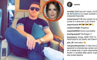 Los fans del buen boxeo han expresado a Saúl 'Canelo' Álva...