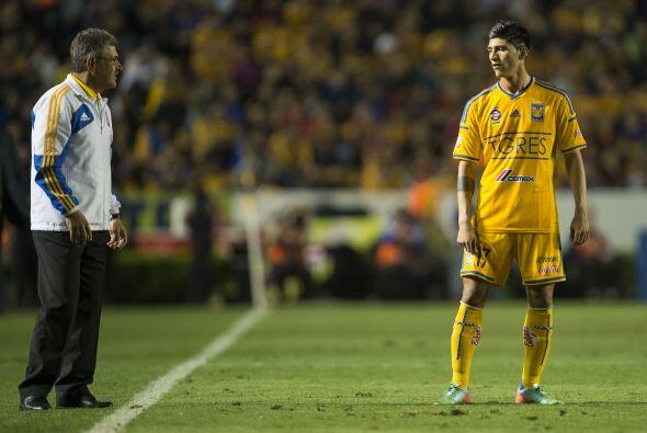"""La disciplina del """"Tuca"""" Ferretti con los Tigres no ha sido completament..."""