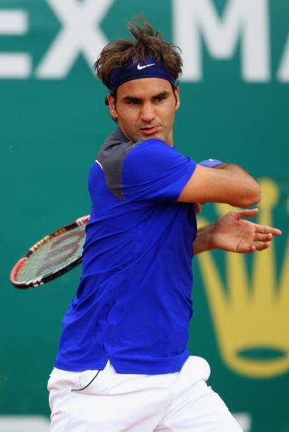 El suizo es uno de los jugadores en actividad, junto al español Rafael N...