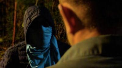 """'Real America': Jorge Ramos habla con la """"resistencia"""" nicaragüense que salió del país por la represión del gobierno de Ortega"""