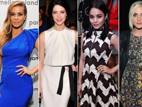 Las estrellas de Hollywood se dieron cita para asistir al evento m&aacut...