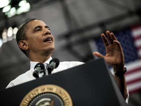 "Barack Obama abogó este martes por la ""regla Buffett"",..."