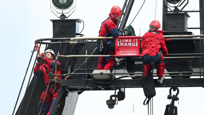 Greenpeace hace caer en la trampa a científicos de EEUU GettyImages-4985...