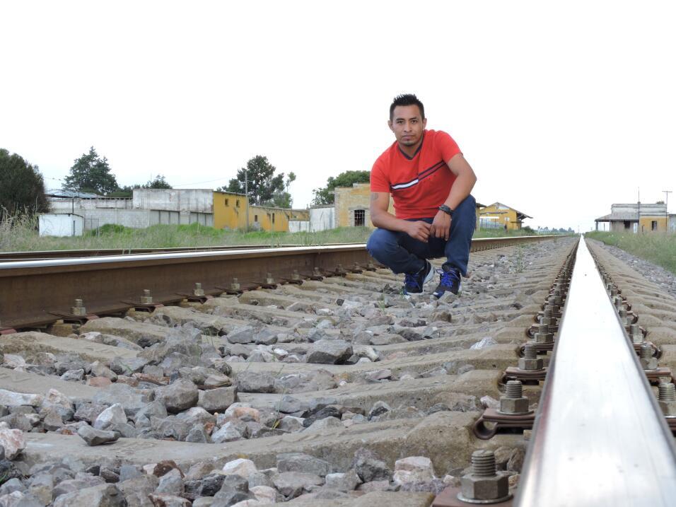 Pedro Rafael es un migrante hondureño que sobrevivió a un ataque armado...
