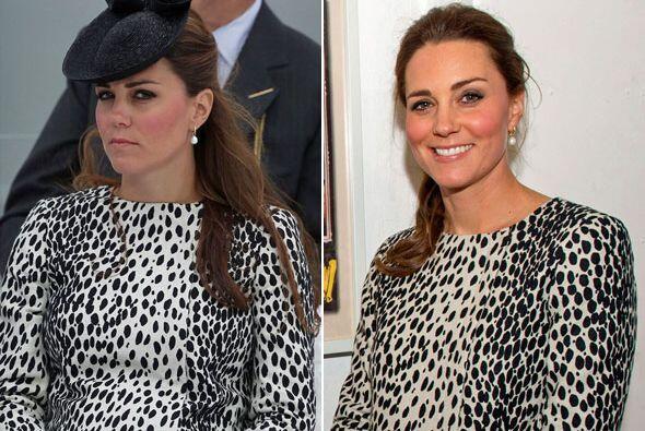 OMG, Kate Middleton acaba de hacer un gran error de moda.