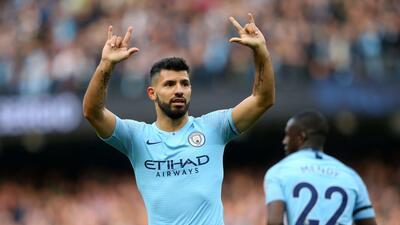En fotos: el paso dominante de Manchester City en la Premier con goleada al Southhampton