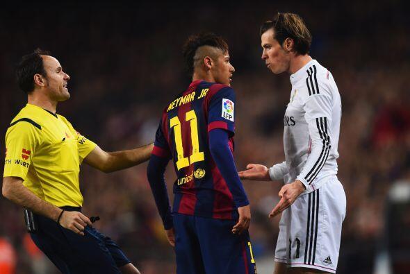 Barcelona pudo ampliar su ventaja en el marcador pero Neymar perdonaría...