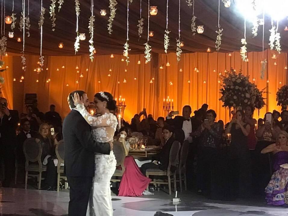 Vicente Fernández Jr. se casó por tercera vez ante el fuer...