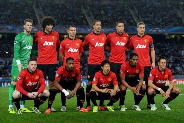 Manchester United, que vive su peor temporada en los úlimos años, está e...