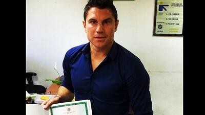 Leandro Cufré consiguió su carta de naturalización mexicana leandro-cufr...