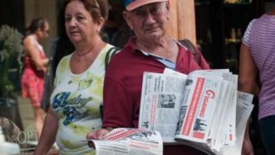 Granma informó que la Justicia cubana condenó a varios ex ministros de...