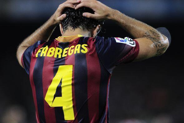 La desesperación en el Barcelona, aún con el global a su favor hasta ese...