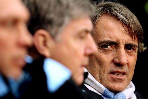 El Manchester City encaró un complicado duelo en el cierre de la...