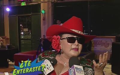 A Beatriz Adriana la picaron unas abejas y tuvo que dar un concierto con...