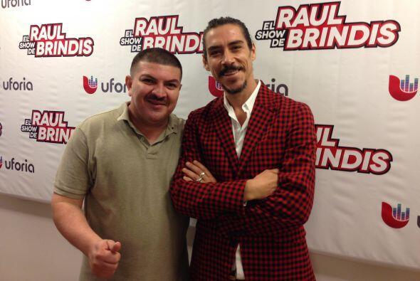 Este 29 de agosto se estrenó la película de Cantinflas y en el show de R...