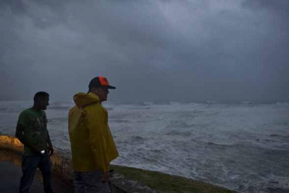 El paso del huracán Odile por las cosas mexicanas de Baja Califor...