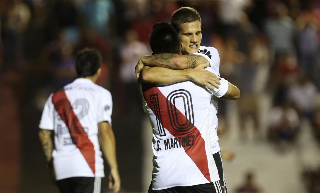1. River Plate (Argentina)