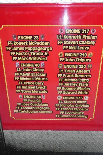 Carro bombero recuerda a sus caídos el 9/11 a966b4481db24868926fd275824c...