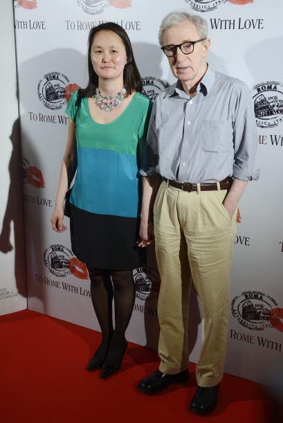 El director de cine engañó a su esposa, Mia Farrow con Soon-Yi Previn, y...
