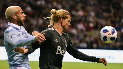 ¡Au Revoir! Golazo de Croizet encabeza remontada y goleada de Sporting KC, deja a Vancouver moribundo