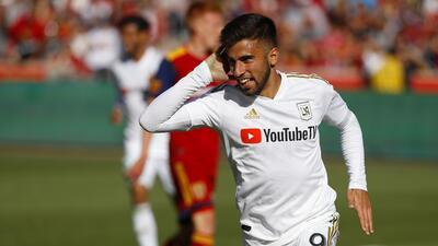 A puro talento y goles: el uruguayo Diego Rossi es elegido como el Jugad...
