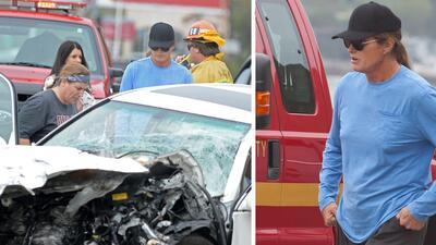 Bruce Jenner coopera con las autoridades en el fatal accidente que tuvo