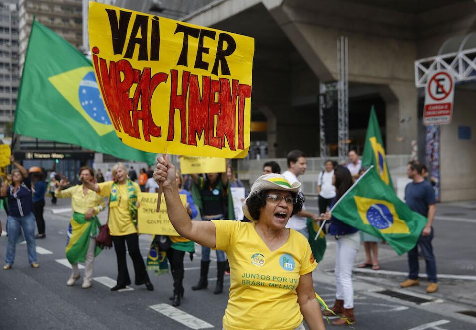 Dilma, a punto de ser retirada del poder: la telenovela política brasile...