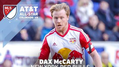 Dax McCarty de los New York Red Bulls reemplazará a Frank Lampard