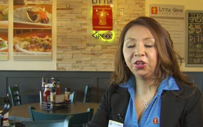 'Abriendo Puertas': la historia de una ecuatoriana que logró el sueño am...