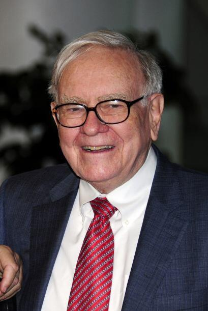 WARREN BUFFETT- El patrimonio total de Buffett supera los $50 mil millon...