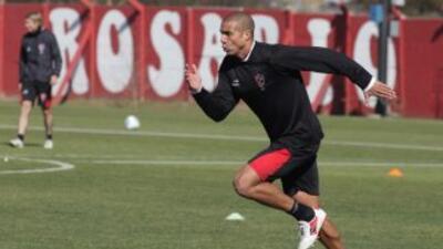 A los 36 años David Trezeguet obtuvo el diploma de 'Mánager Deportivo' o...