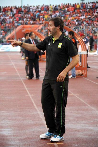 Durante el Apertura 2012, Matosas clasificó a los felinos a la liguilla...