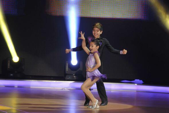 Para comenzar la pareja de baile nos impresionó con la ejecución de sus...