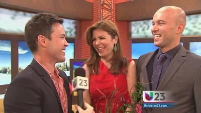 Jenny Padura habla de su propuesta de matrimonio