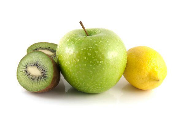 Acuario Tu color turquesa, al igual que tu piedra zodiacal, las manzanas...