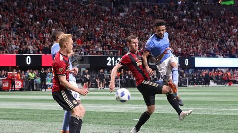 Atlanta United y NYCFC se miden en Atlanta