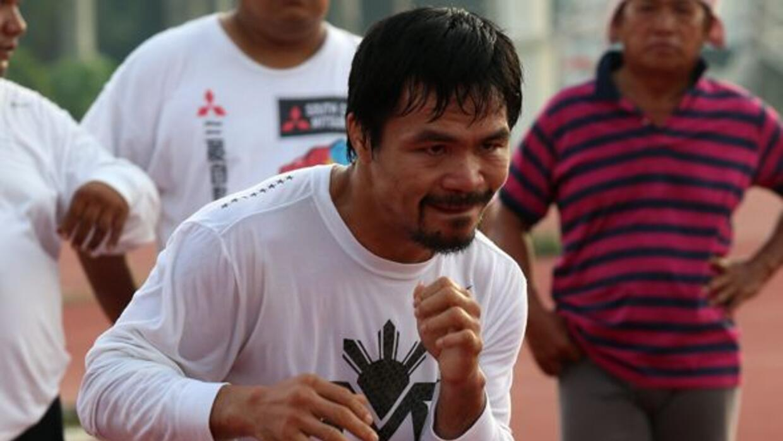 Manny Pacquiao considera que la velocidad será vital contra Algieri.