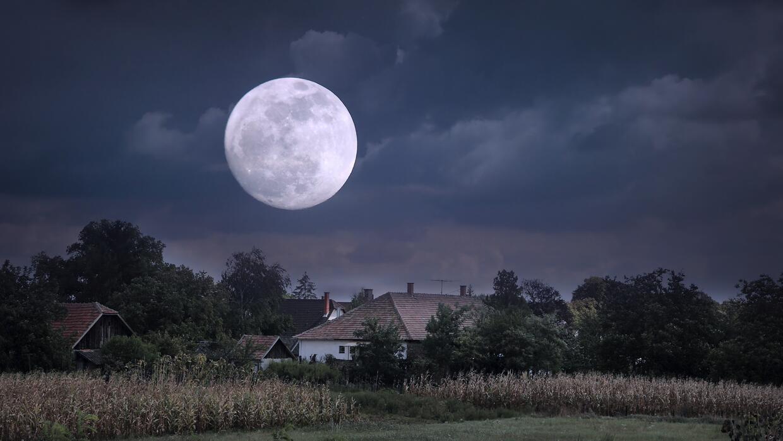 Este 31 julio llega la luna azul
