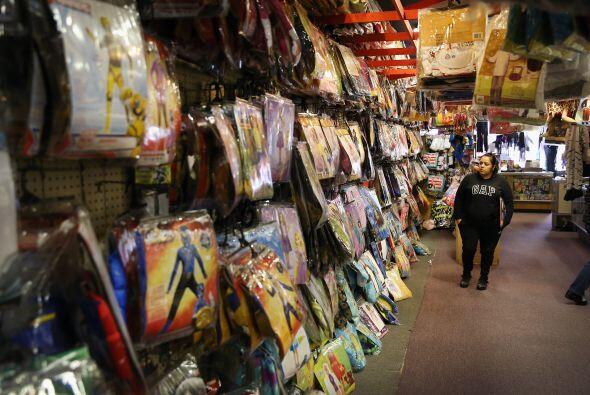 Miles de disfraces serán utilizados para asolar las calles en est...