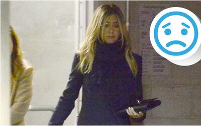 Jennifer Aniston reaparece