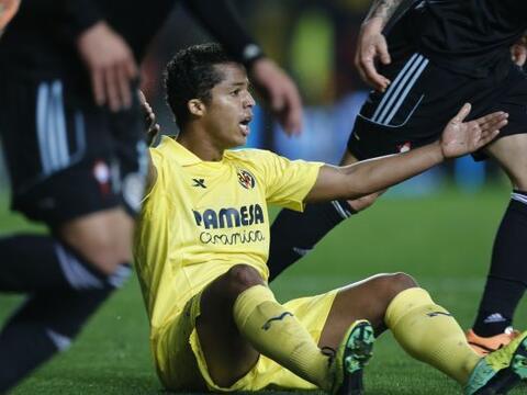 Giovani dos Santos volvió a sufrir una lesión, que esta ve...